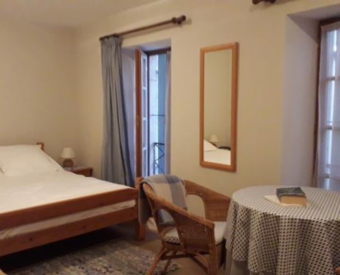 Village House bedroom